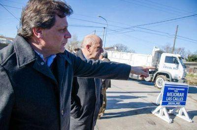 Suman 220 las nuevas cuadras asfaltadas en el �ltimo a�o en Mar del Plata