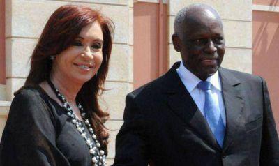 Argentina firma acuerdo de control aduanero con Angola