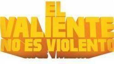 """Adhieren a la campaña """"El Valiente No es violento"""""""