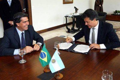 Capitanich impulsa unir el Zicosur con los estados del sur de Brasil
