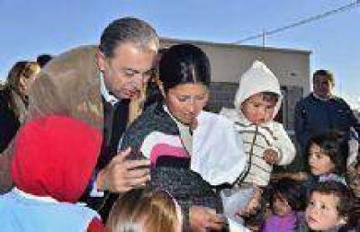 """Rodolfo Urtubey: """"Continuaremos trabajando para seguir cumpliendo con la gente"""""""