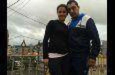 Una pareja de mendocinos se quiere casar en Río con la bendición papal