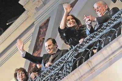 Cristina festejar� el cumplea�os de la Capital e inaugurar� importantes obras junto con Zamora