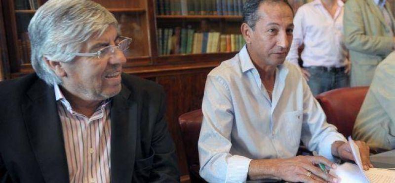 Moyano y sindicalistas oficialistas acuerdan cumbre para enfrentar al Gobierno