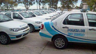Luego de cr�ticas, entregar�n nuevos veh�culos policiales