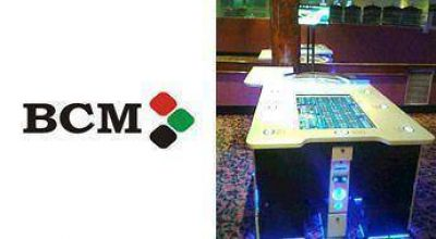 Bingo Avellaneda estrenó la ruleta electrónica iBet de BCM