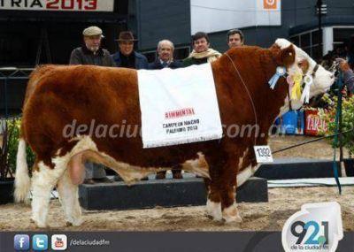 Olavarría presentó su Expo Rural en el predio ferial de Palermo