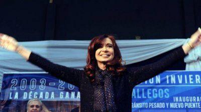 CFK respondió reclamos en Facebook y anunció obras