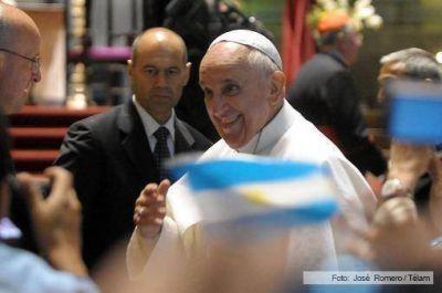 El Papa pidió a los jóvenes argentinos que