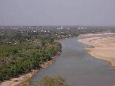 Río Pilcomayo: ingresa agua al territorio argentino en medida satisfactoria