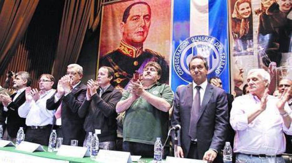 "La CGT K llamó a ""reventar las urnas"" a favor del kirchnerismo"