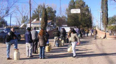 En Traslasierra se padece para conseguir gas envasado