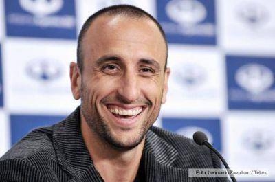 """""""Confío en que vamos a clasificarnos para el Mundial"""", dijo Ginóbili"""