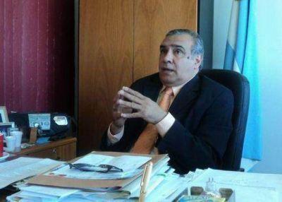 El fiscal César Sotelo, en contra de las re-re