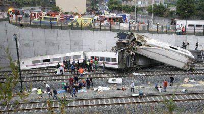 Aclaran que los trenes españoles tienen frenos automáticos