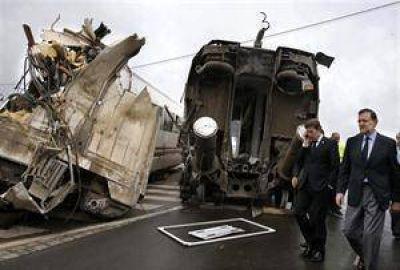 El conductor, blanco de las acusaciones en España