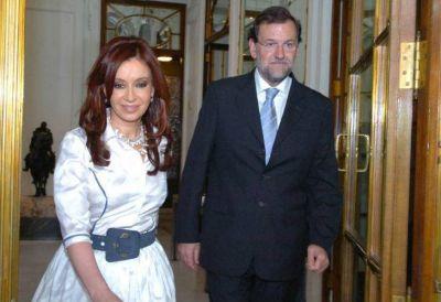 Cristina envió una carta a Rajoy para solidarizarse con la tragedia de Galicia