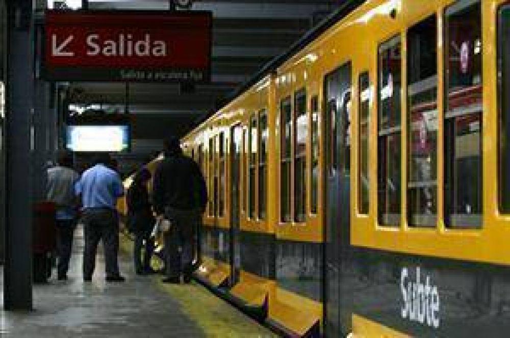 Los metrodelegados ratificaron que no trabajarán en las nuevas estaciones