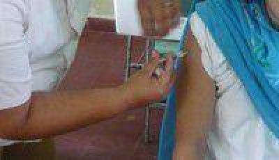 Jujuy la provincia con mayor cobertura de vacunación antigripal en el país