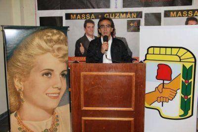Guzmán recordó a Evita a 61 de su fallecimiento
