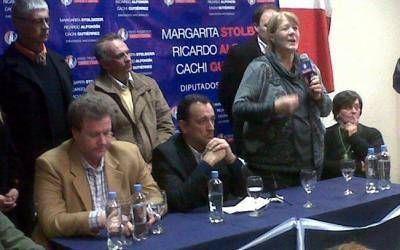 Elecciones 2013: Alfonsín, Stolbizer y Gutiérrez de campaña por la Segunda Sección