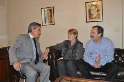 En San Nicol�s, Stolbizer y Alfons�n enfatizaron sobre la unidad dentro del FPCyS