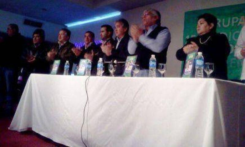 """Moyano en Posadas: """"No acompañamos la reelección indefinida de ningún presidente"""""""