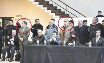 Uno de los militares fugados el jueves es un s�mbolo del terrorismo de Estado