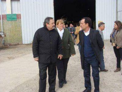 Stolbizer, Alfonsín y Cachi Gutiérrez avanzan llevando un mensaje de unidad, proyectos y recuperación de los valores