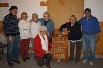 Puerto Santa Cruz ya tiene a su equipo de adultos mayores
