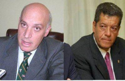 Da Fonseca cruzó fuerte a Garramuño