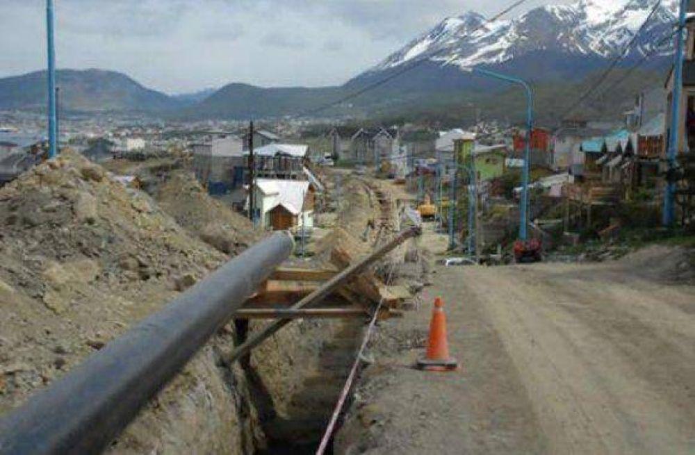 Confirmaron la ampliación del gasoducto