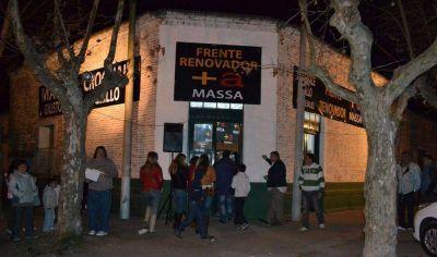 La Lista 1 del Frente Renovador inauguró local en el Barrio 31 de Julio