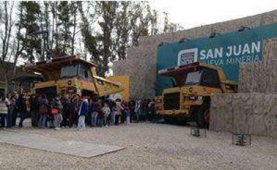 Stand de San Juan: más de 5 mil personas lo visitaron