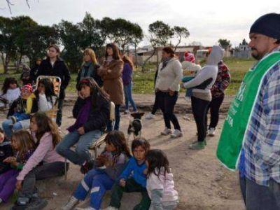 KOLINA La Plata conmemoró el fallecimiento de Evita en compañía del ahijado de Perón, Samuel Duré