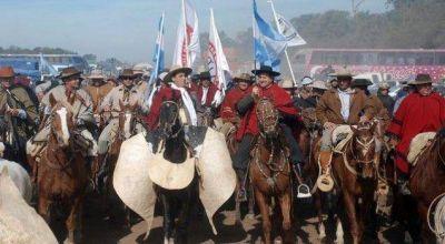 Multitudinario cierre tuvo la Cabalgata en honor a San Pantaleón