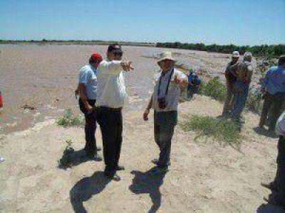 Río Pilcomayo: ingresa agua al territorio formoseño