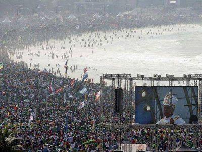 El Papa impactó en su primer viaje apostólico con su estilo y mensaje