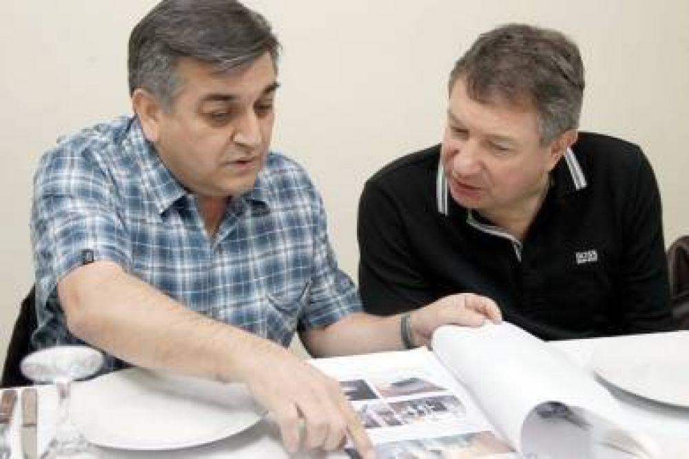 """""""Yauhar es el hombre que mejor representa a los trabajadores"""", dijo Luis Núñez"""