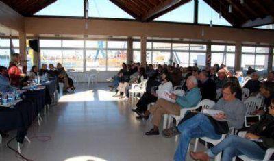 La lista de Susana Salerno se impuso en las elecciones del Club Náutico