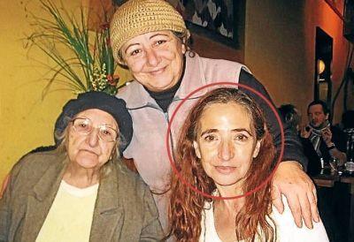 La argentina en el tren español había viajado por una promesa de fe