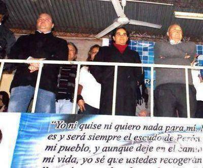 Ortiz movilizó al PJ en Palpalá