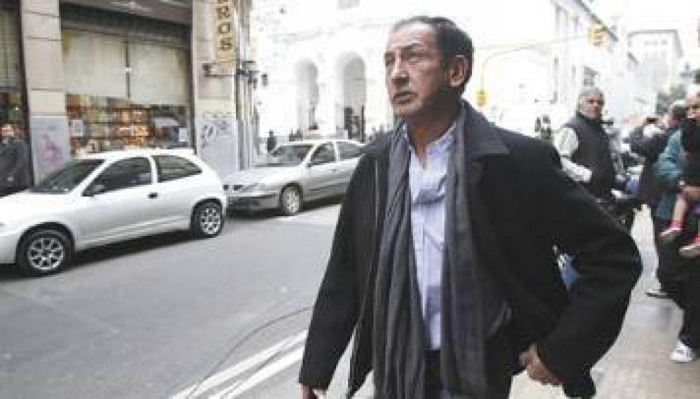 Gremios de la CGT de Caló se sumarán al paro de Moyano contra Ganancias