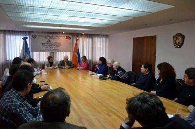 Anuncian avances en las gestiones para las obras de gas en la provincia