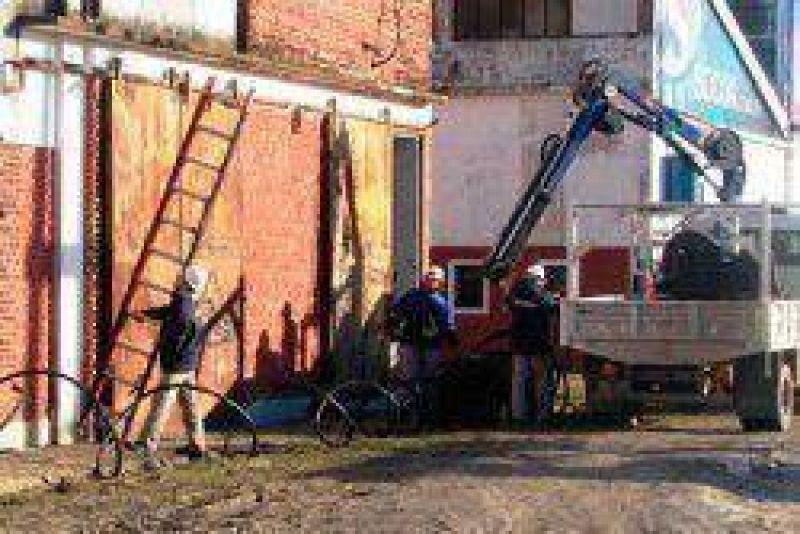 Secheep trabaja en el servicio energético del Complejo Industrial de Barranqueras