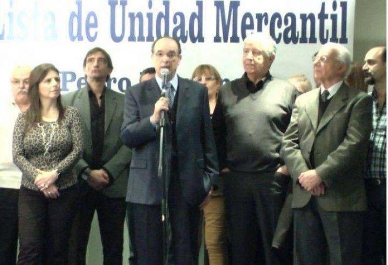 La lista de Unidad Mercantil cerró su campaña
