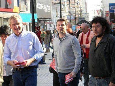 """Gustavo Ferri: """"En estas elecciones no hay lugar para los tibios"""""""