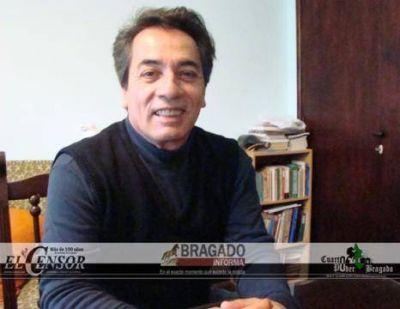 """Humberto Monserrat: """"Apostamos a la no reelección en ninguno de los cargos"""""""