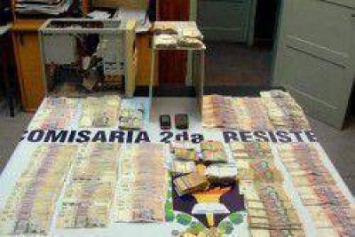 Destacan accionar policial que permitió recuperar más de 100.000 pesos