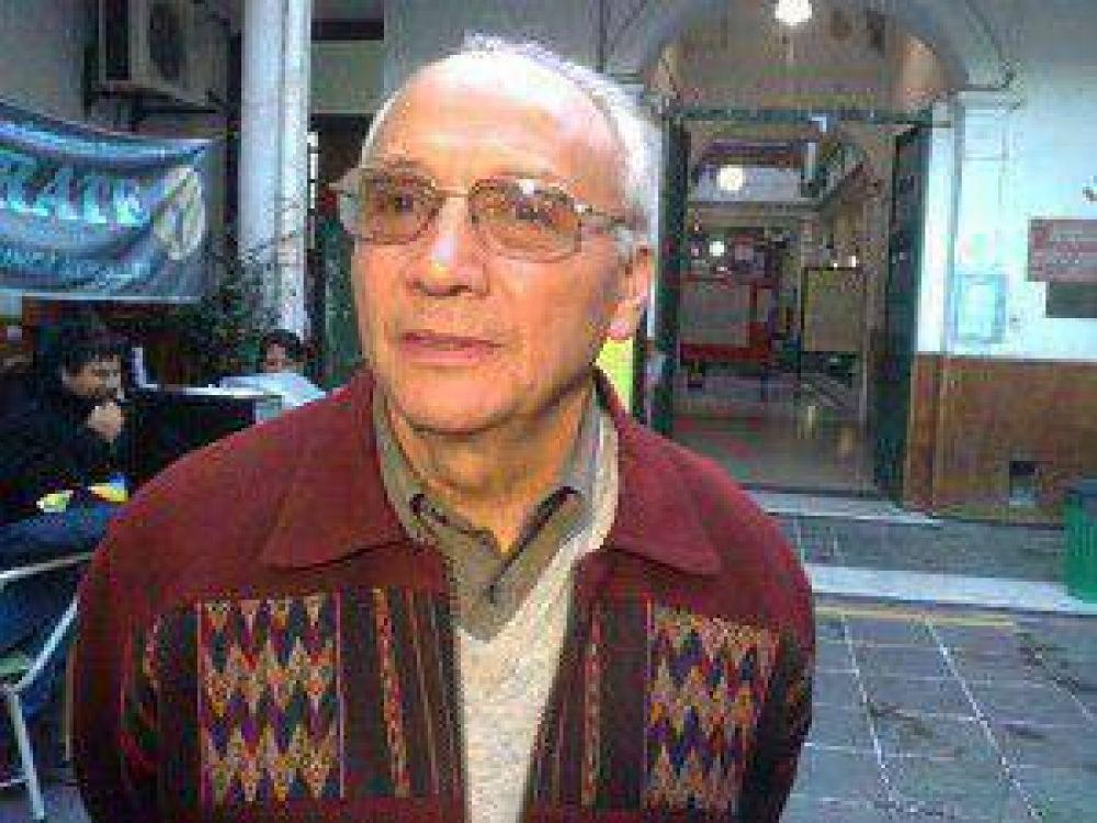 Carlos Benito Aramayo asumió como Vicedecano de la Facultad de Humanidades y Ciencias Sociales de la UNJu